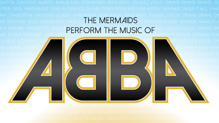 Abba - The Mermaids perform the music of Abba