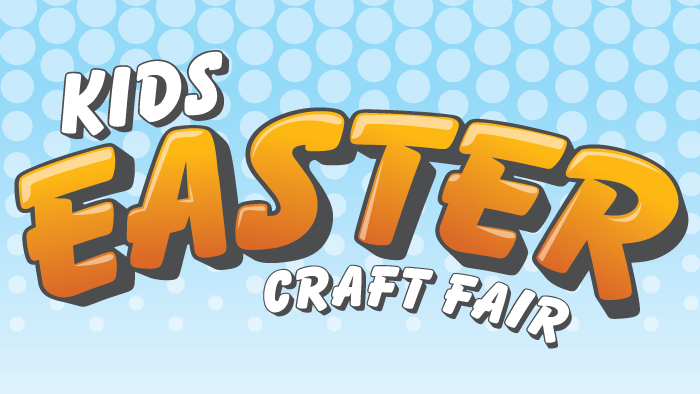 Kids Easter Craft Fair