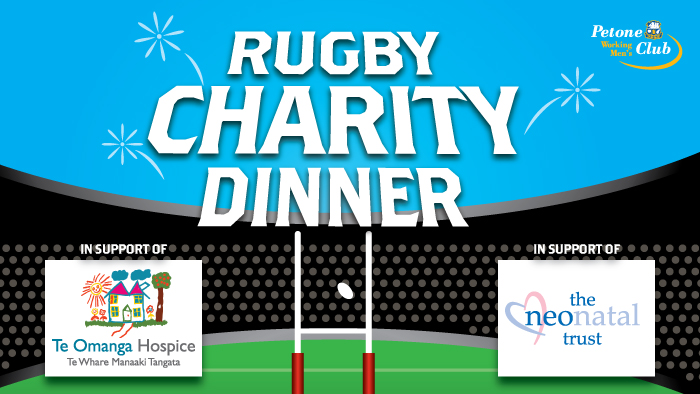Rugby Charity Dinner