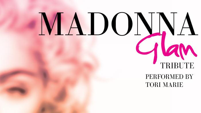 Madonna Glam Tribute