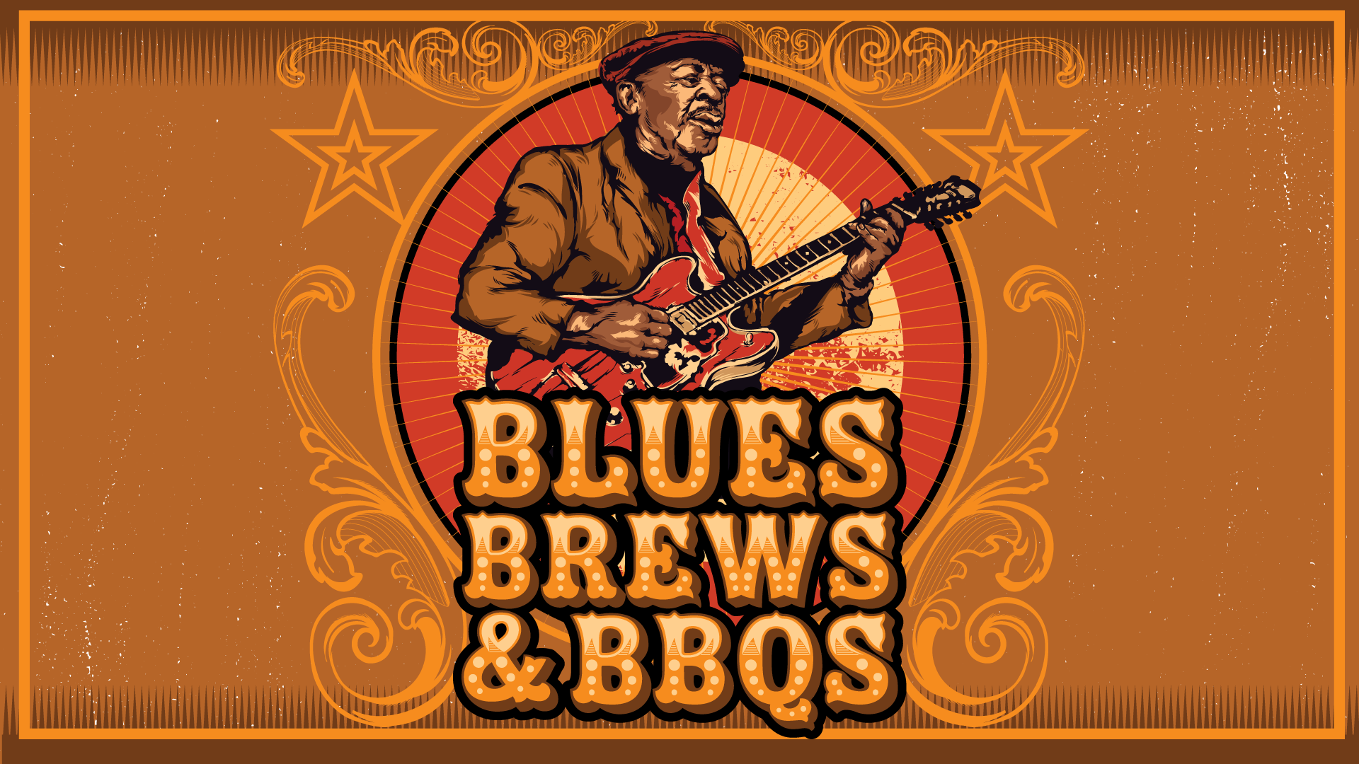 Blues, Brews & BBQ's
