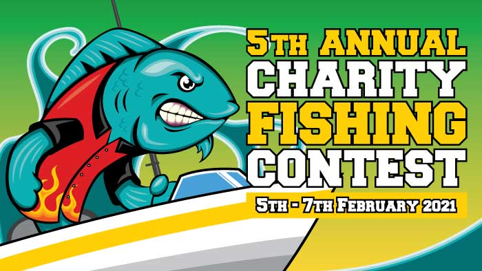 5th Annual Charity Fishing Contest